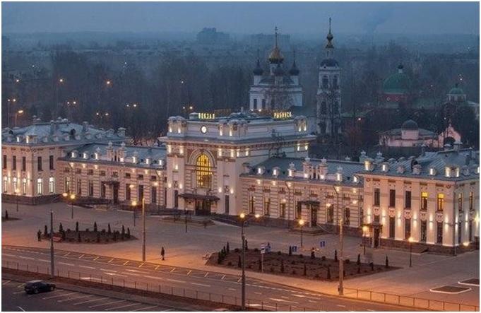 Бал в стиле модерн пройдет на железнодорожном вокзале Рыбинска