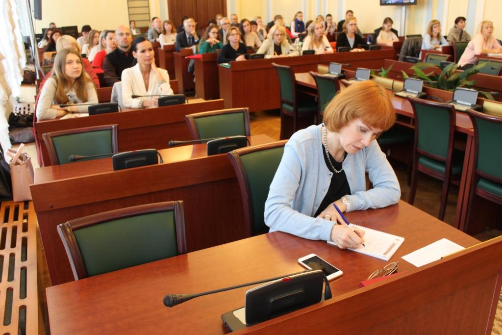 С начала года в Корпоративном университете Правительства области прошли обучение более тысячи специалистов
