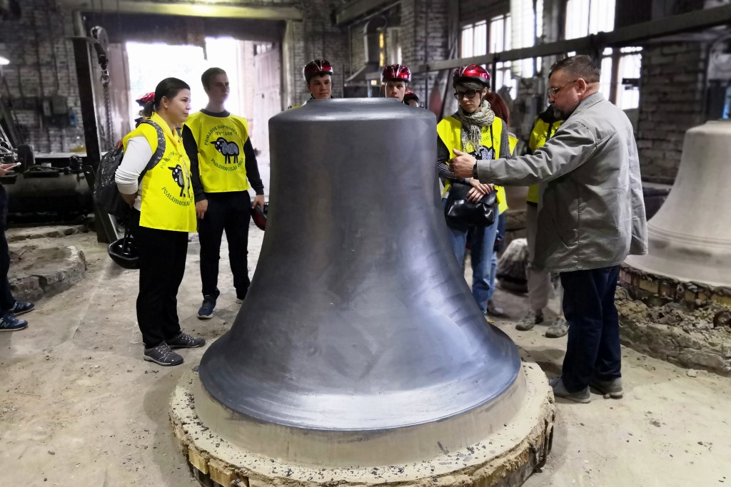 В Ярославской области тестируют новый туристический веломаршрут
