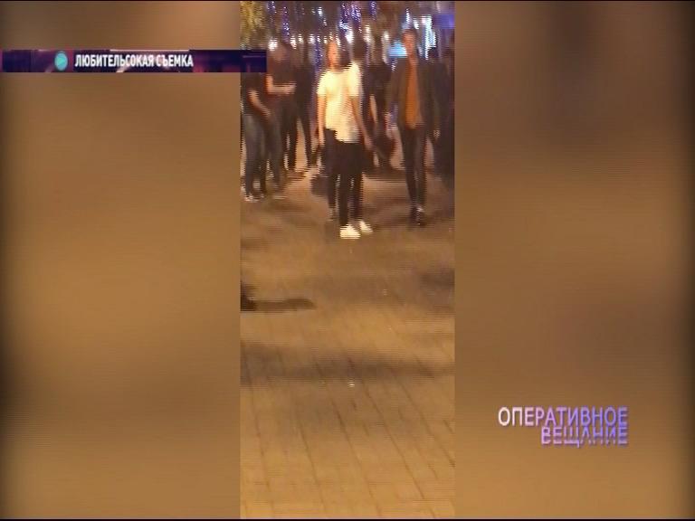 В центре Ярославля в кафе произошла массовая драка: видео