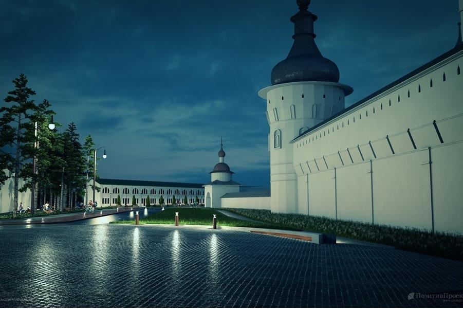 Четыре города Ярославской области получат федеральные средства на благоустройство