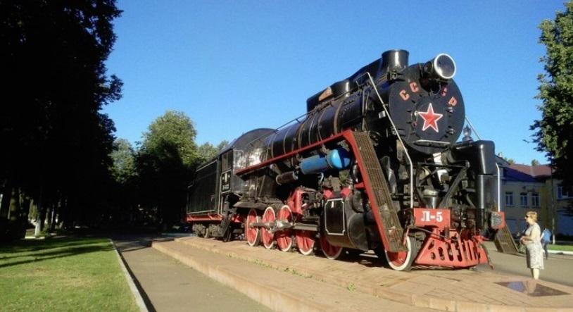 В Ярославле планируют установить памятник-паровоз