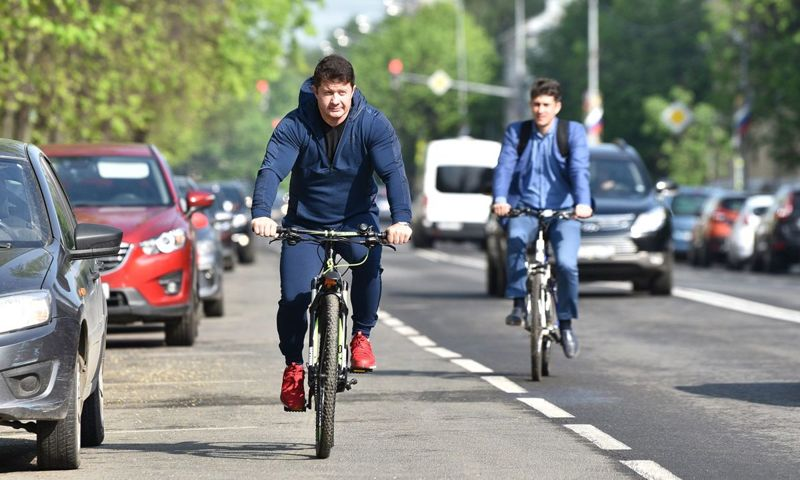 Ярославцам в пятницу предлагают отказаться от транспорта и пересесть на велосипеды