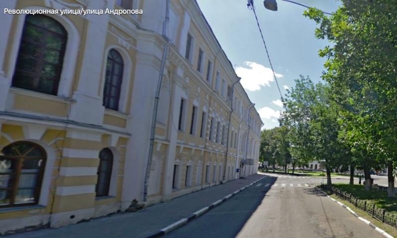В центре Ярославля приставы закрыли столовую