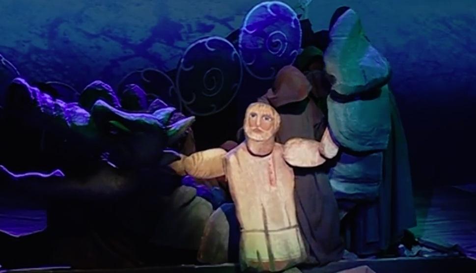 В ярославском театре показали спектакль, к которому готовились полтора года