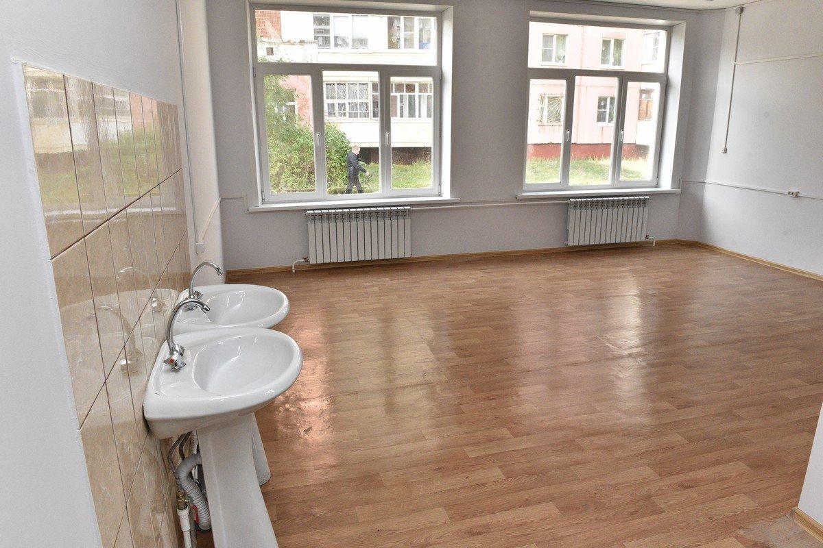 За Волгой в Ярославле открылось дополнительное здание школы искусств