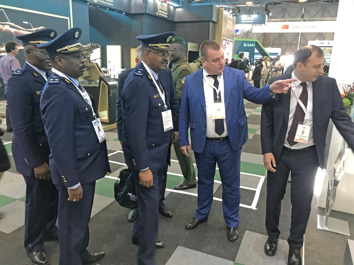 Суда рыбинского завода могут появиться в Африке
