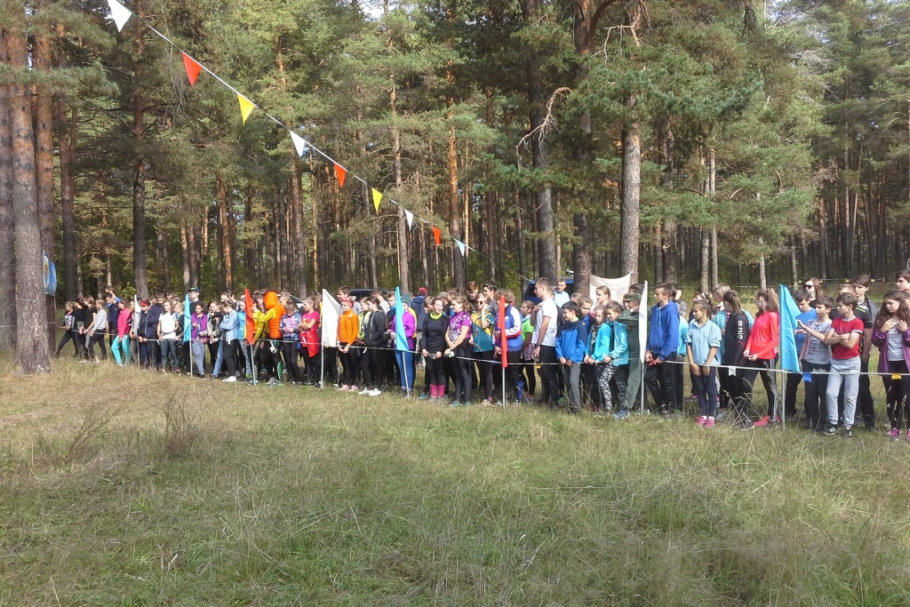 В Ярославской области стартовали соревнования по спортивному туризму
