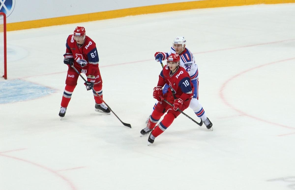 «Локомотив» дома всухую уступил СКА