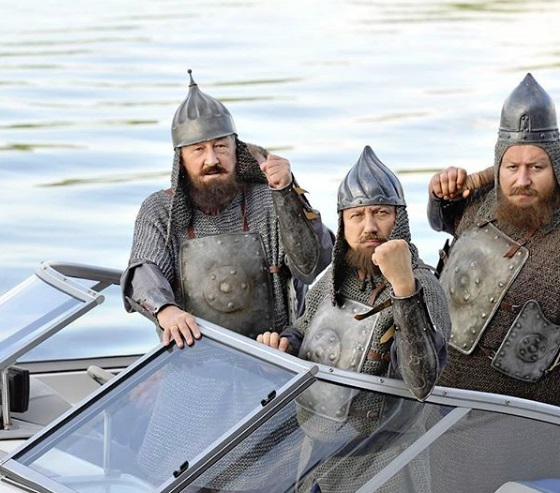 По телевидению показали снятую в Ярославле серию «Ворониных»