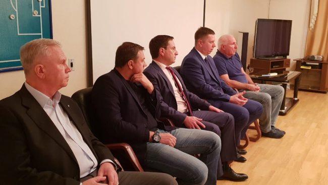 Главный тренер «Шинника» получил кредит доверия от властей