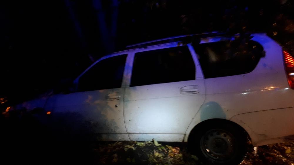 В Ярославле «Лада Приора» улетела в кювет: пострадал водитель