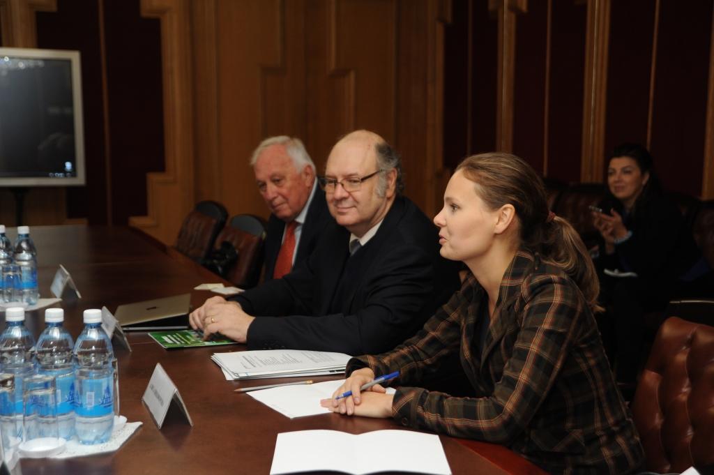 В Ярославль прибыл министр промышленности аргентинской провинции Мисьонес