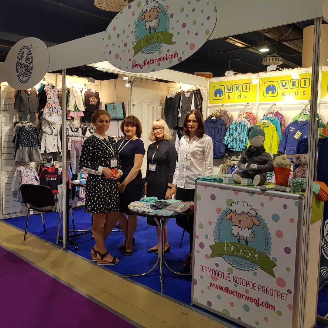 Продукция предприятий Ярославской области представлена на международных выставках в Москве