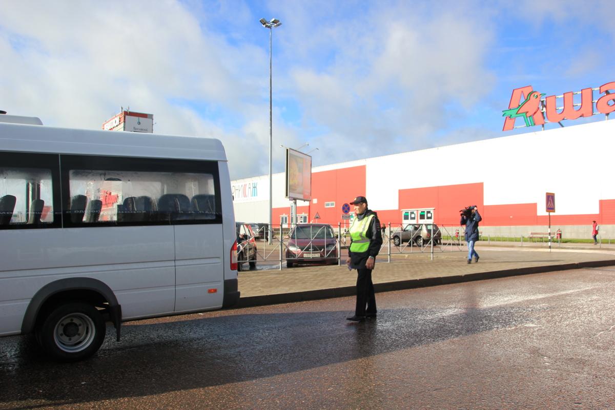 В Ярославле сняли с рейса маршрутку с неисправными тормозами