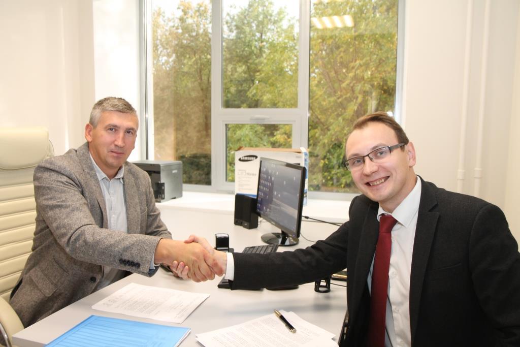 Региональная лизинговая компания подписала первый договор