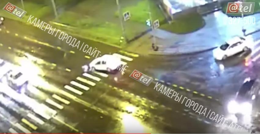 В Рыбинске иномарка сбила девочку на «зебре» и скрылась