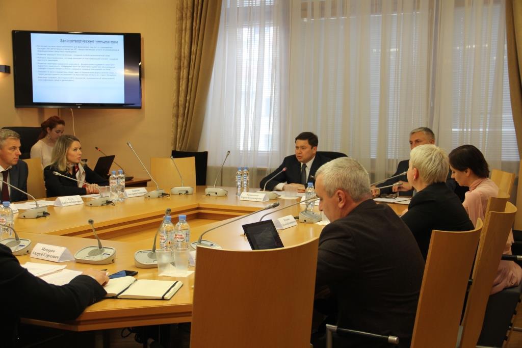 Опыт Ярославской области по привлечению инвестиций в туризм представлен в Госдуме