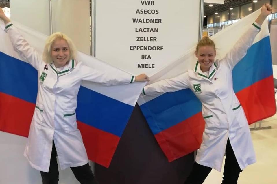 Ярославские студентки стали медалистками соревнований по профмастерству «EuroSkills»