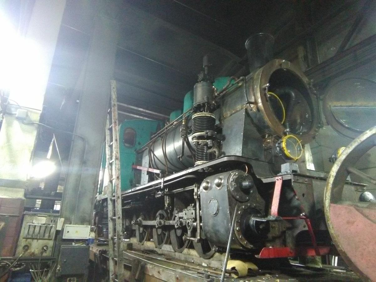 В Ярославль прибыл отремонтированный ретро-поезд