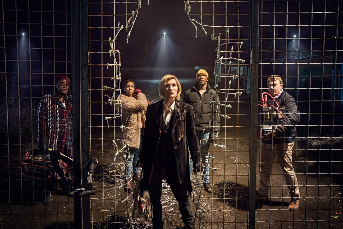 «Доктор Кто»: премьера 11 сезона