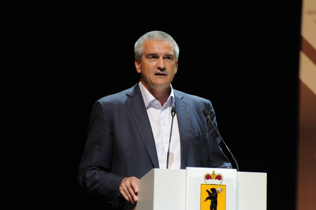 Глава Крыма пообещал поддержку ярославским предприятиям