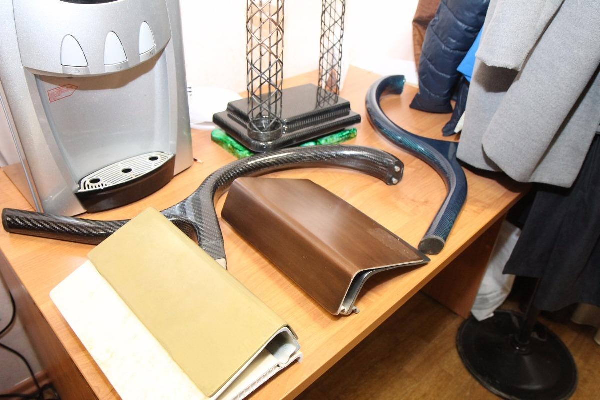 В Ярославской области развиваются инновационные композитные производства