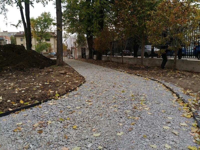 Карякинский парк в Рыбинске украсят топиарии