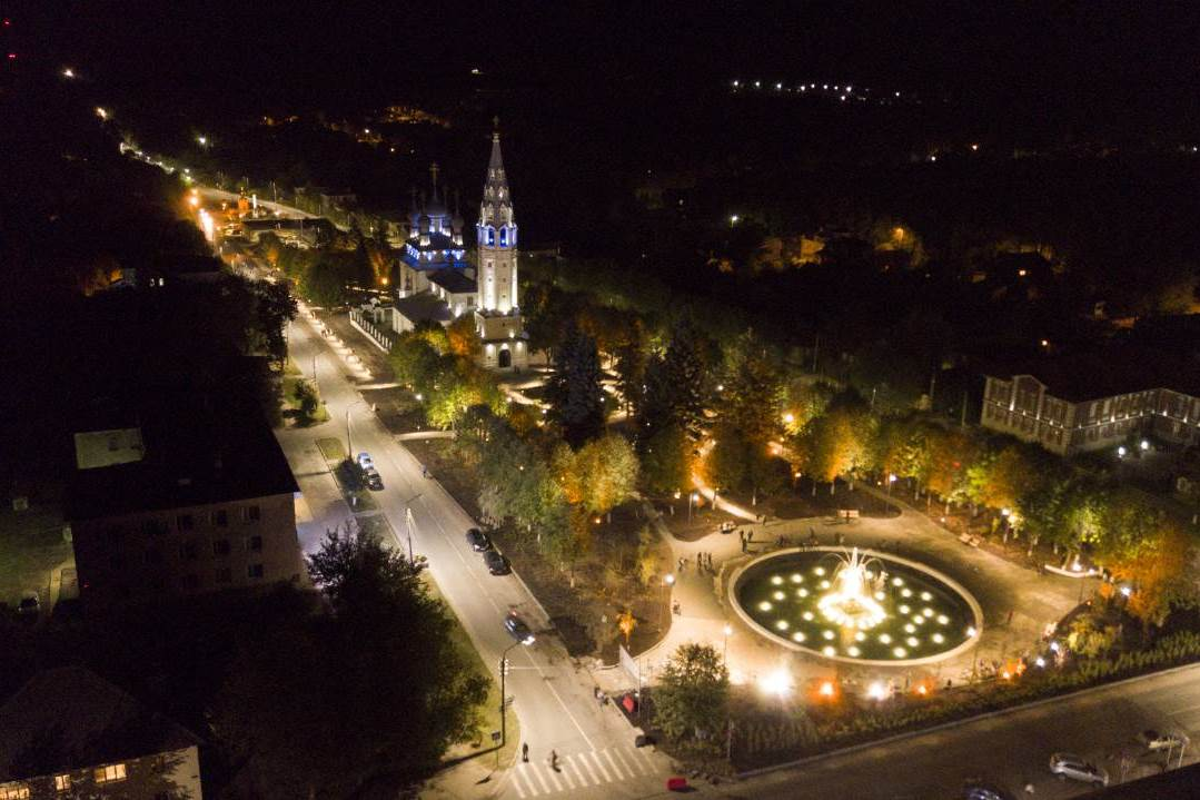 Главный фонтан Палеха напечатали на ярославском 3D-принтере