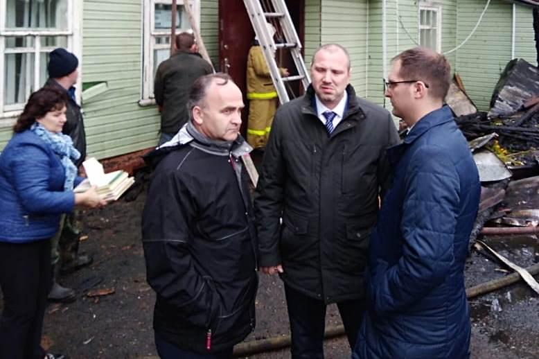 Пожар в школе в селе Марково ликвидирован