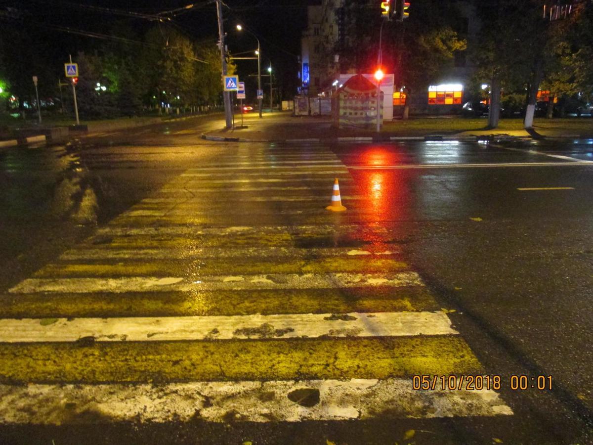 В Ярославле иномарка сбила 11-летнюю девочку