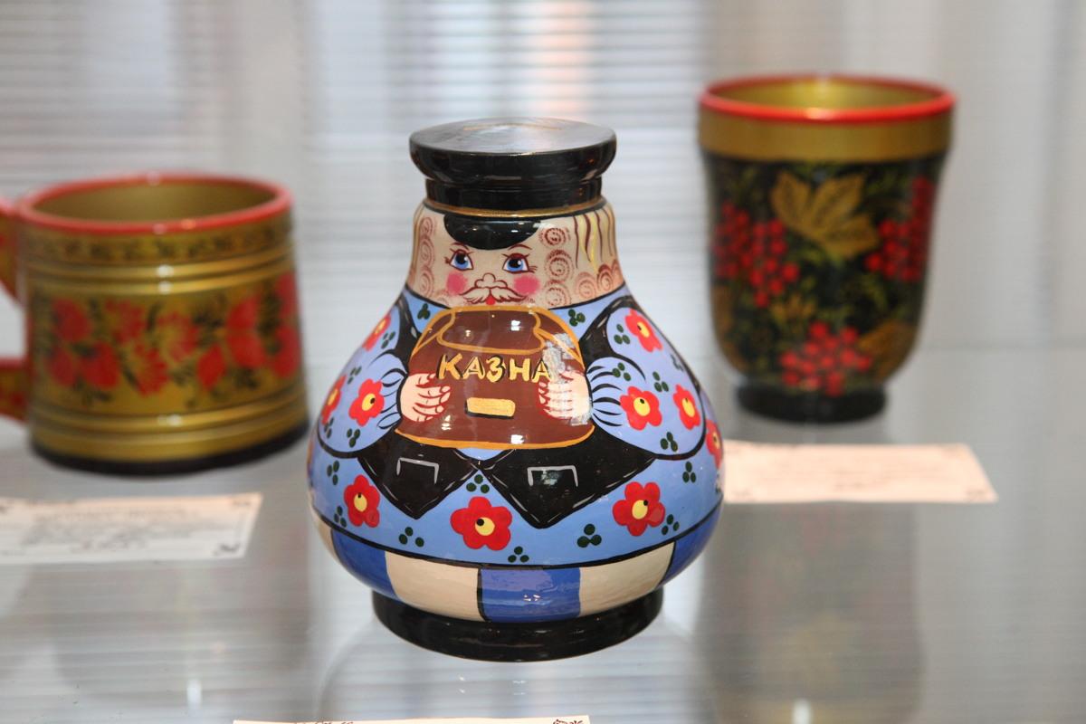Выставка в Ярославле открыла новый взгляд на народное искусство