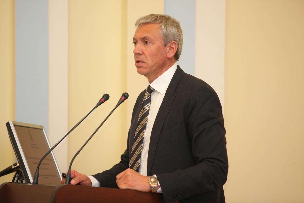 Зампред Виталий Ткаченко уходит из правительства Ярославской области
