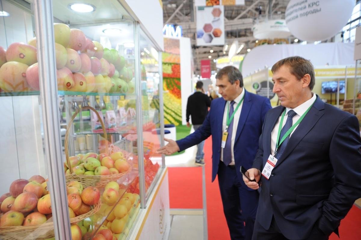 Сельхозпредприятия Ярославской области представили на выставке «Золотая осень» 24 новых бренда продукции