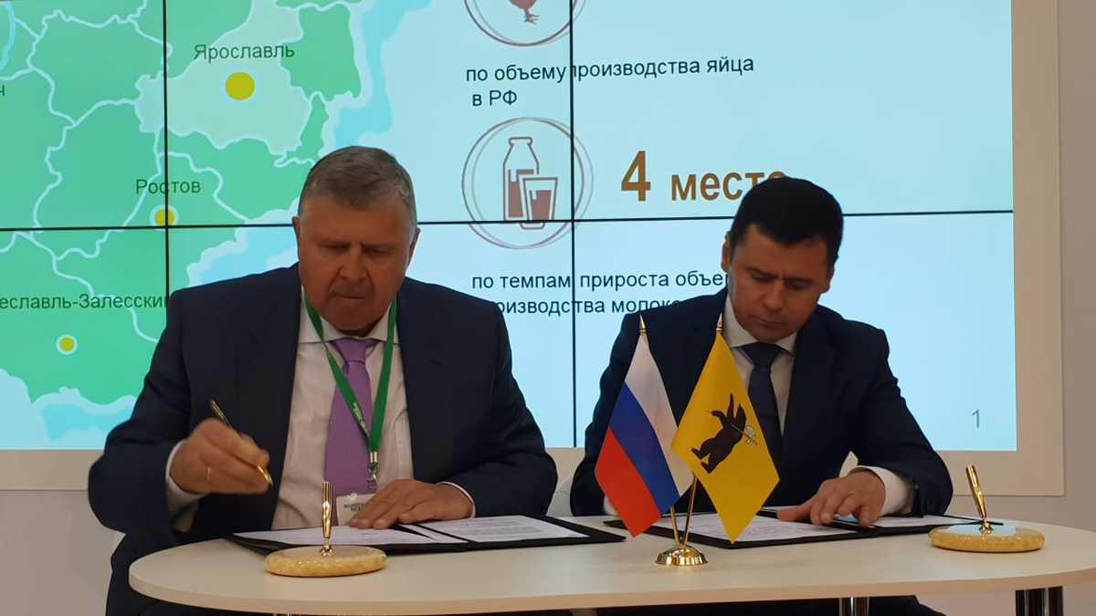 В Ярославской области могут построить оптово-распределительный центр за 2,5 млрд. рублей