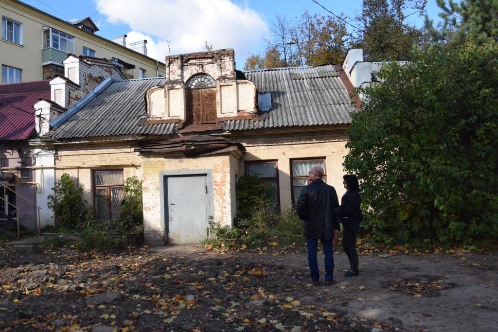 Флигелям усадьбы Вахрамеева в Ярославле присвоен статус памятников