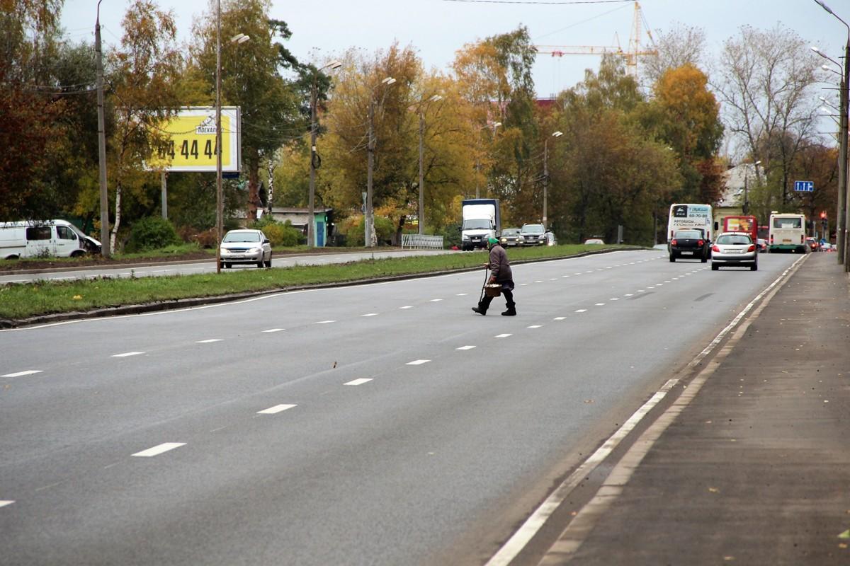 Общественники выступили за возвращение пешеходного перехода на проспекте Авиаторов