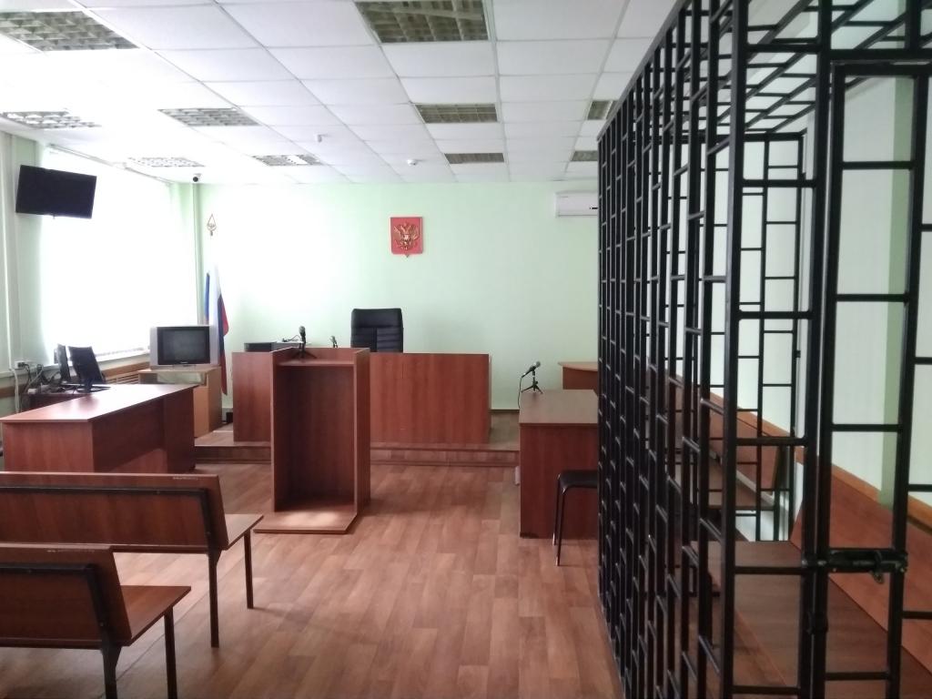 Жителя Ярославля осудили за нападение на пристава