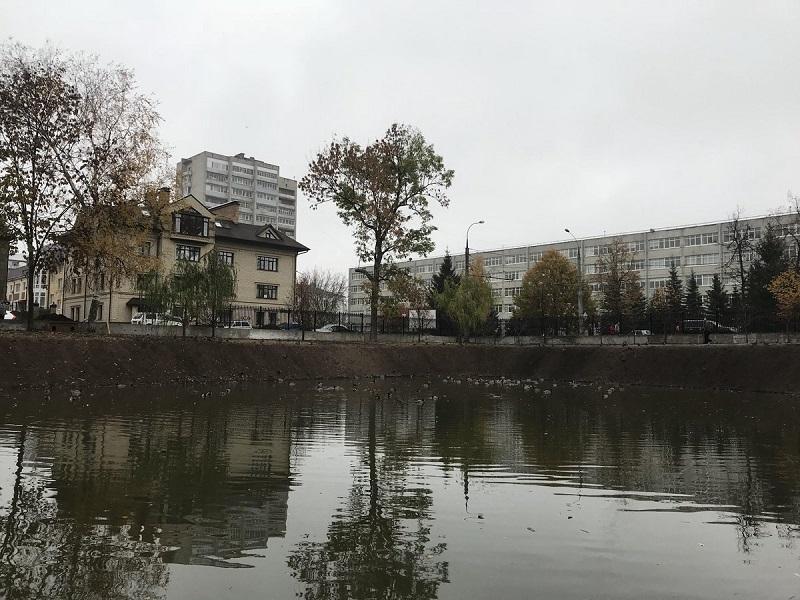 В Карякинском парке Рыбинска запретили ловить рыбу