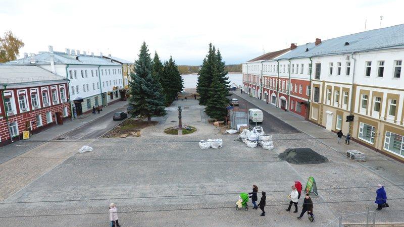 Продлено ограничение для транспорта на улице Крестовой в Рыбинске