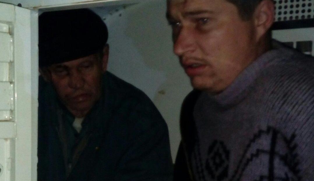 Под Ярославлем повязали двоих злоумышленников, которые пытались ограбить магазин