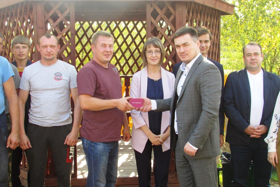 184 добровольца вступили в ряды общественных инспекторов по охране окружающей среды Ярославской области