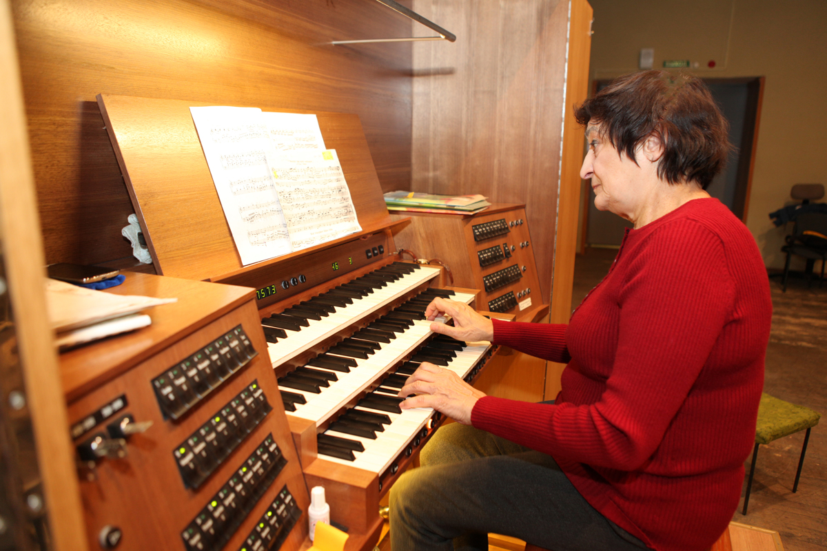 Под музыку Баха и Гайдна. Ярославскому органу исполнилось 45 лет