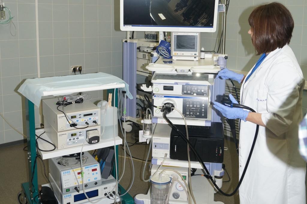 Новое оборудование онкобольницы улучшило диагностику предраковых процессов