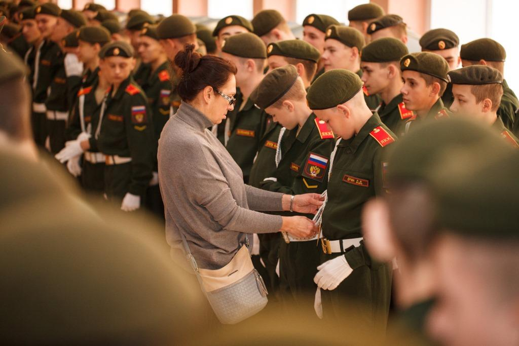 160 ярославцев приняли клятву кадетов