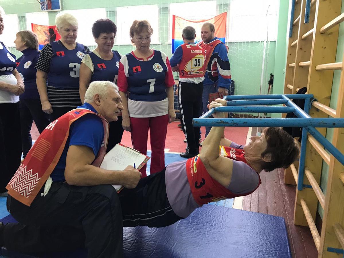В Рыбинском районе юбилей комсомола отметили спортивным фестивалем со сдачей норм ГТО