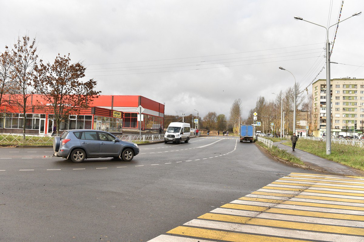 В Ярославле ремонт улицы Блюхера закончат до конца недели