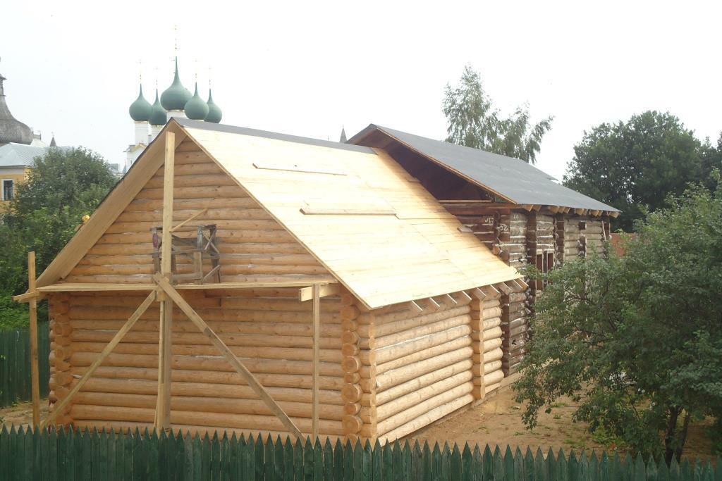 Собственнику деревянных построек в границах ростовских земляных валов грозит штраф до 400 тысяч рублей