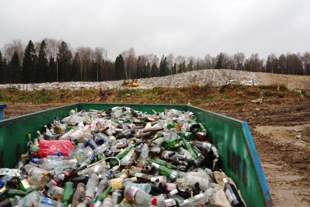 Началось строительство мусоросортировочной станции на полигоне у деревни Селиваново в Угличском районе