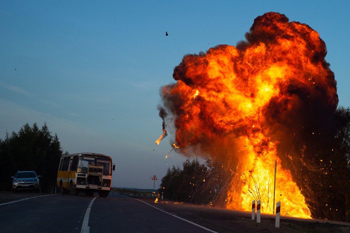 В Ярославле завершились съемки остросюжетного боевика: фото